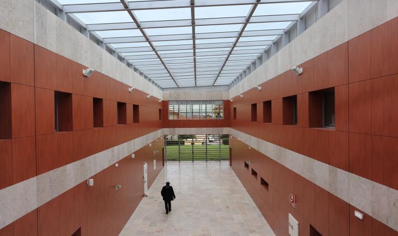Ampliação do Hospital Orrtopédico de Sant`Ana