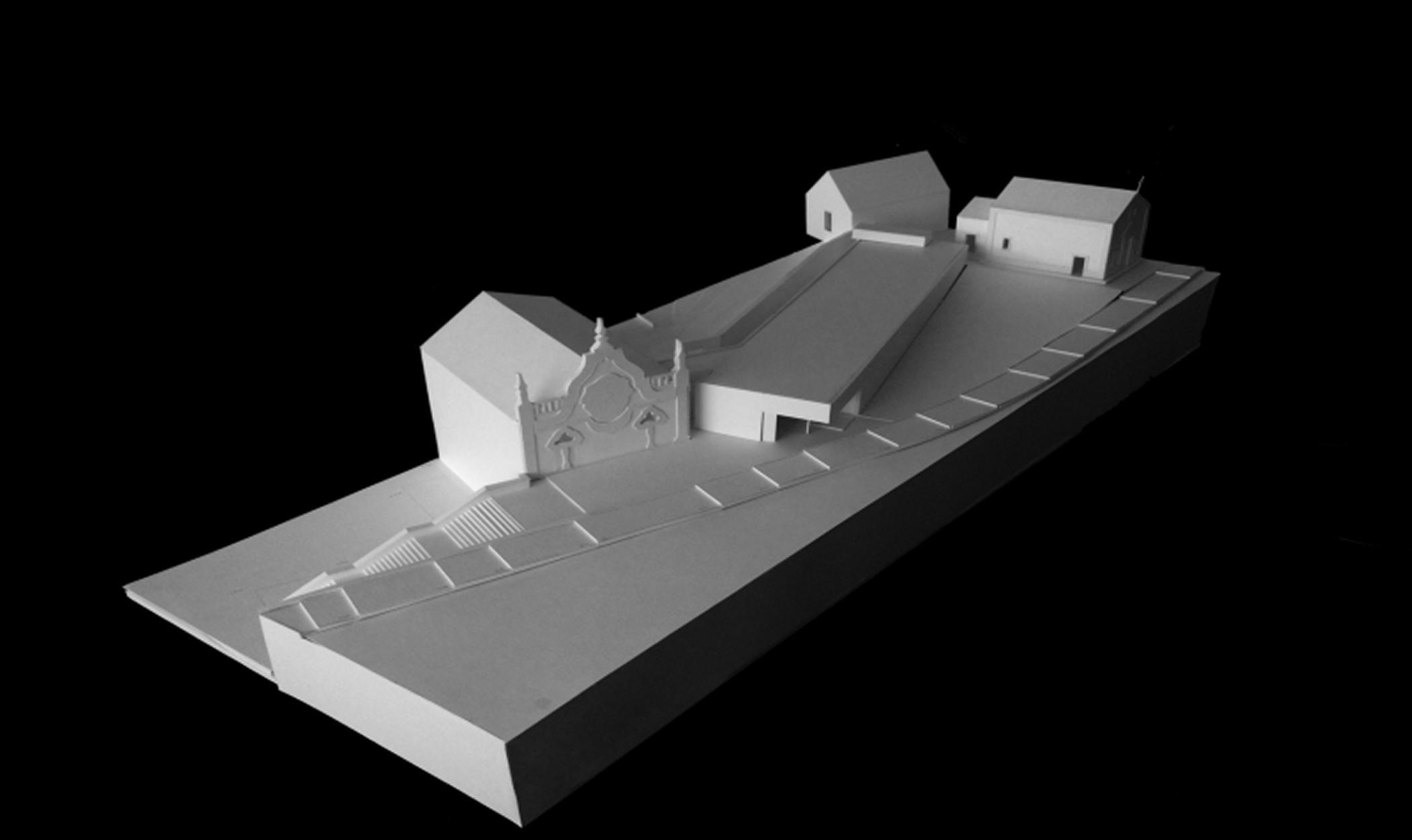 Reabilitação do Museu Abade Pedrosa