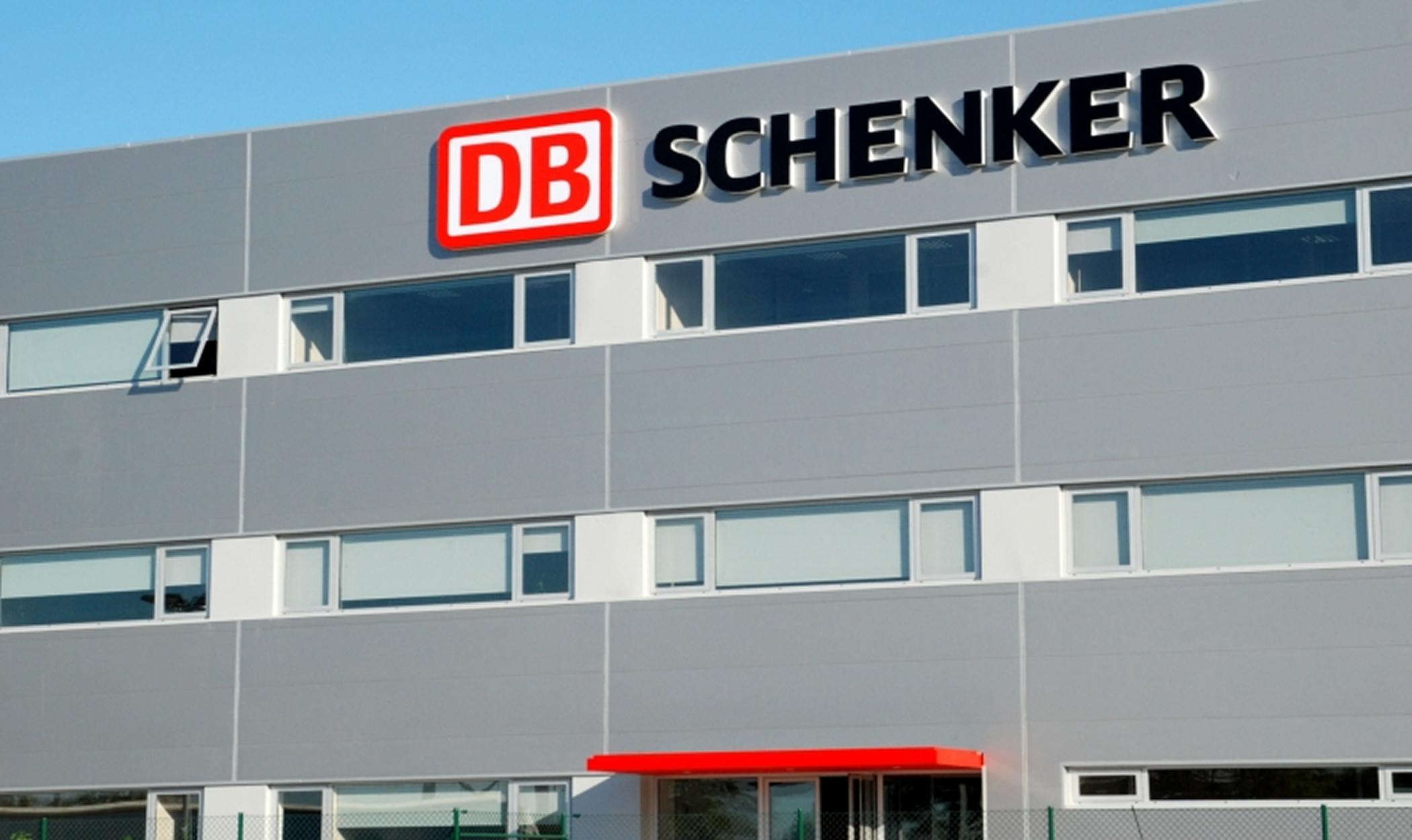 Unidade Industrial DB SCHENKER
