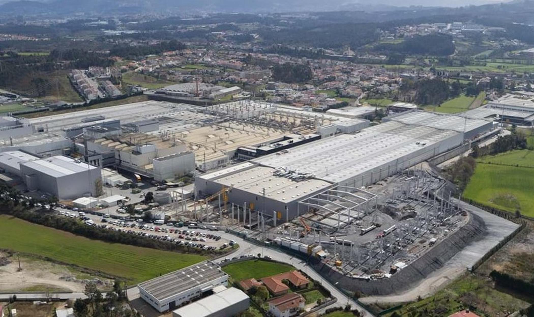 Aumento das instalações da indústria de pneus Continental Mabor