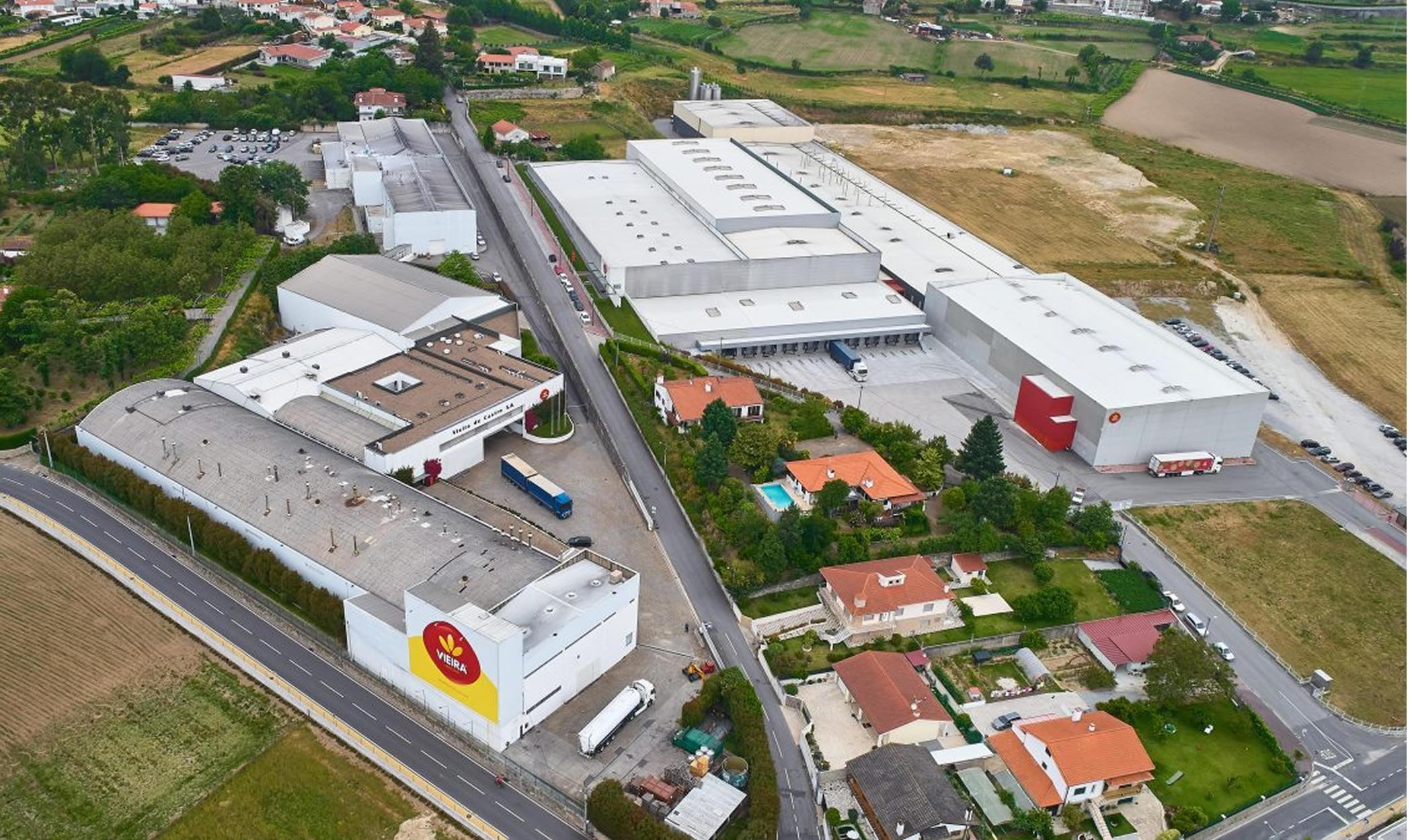 Ampliação da Unidade Industrial da VIEIRA DE CASTRO