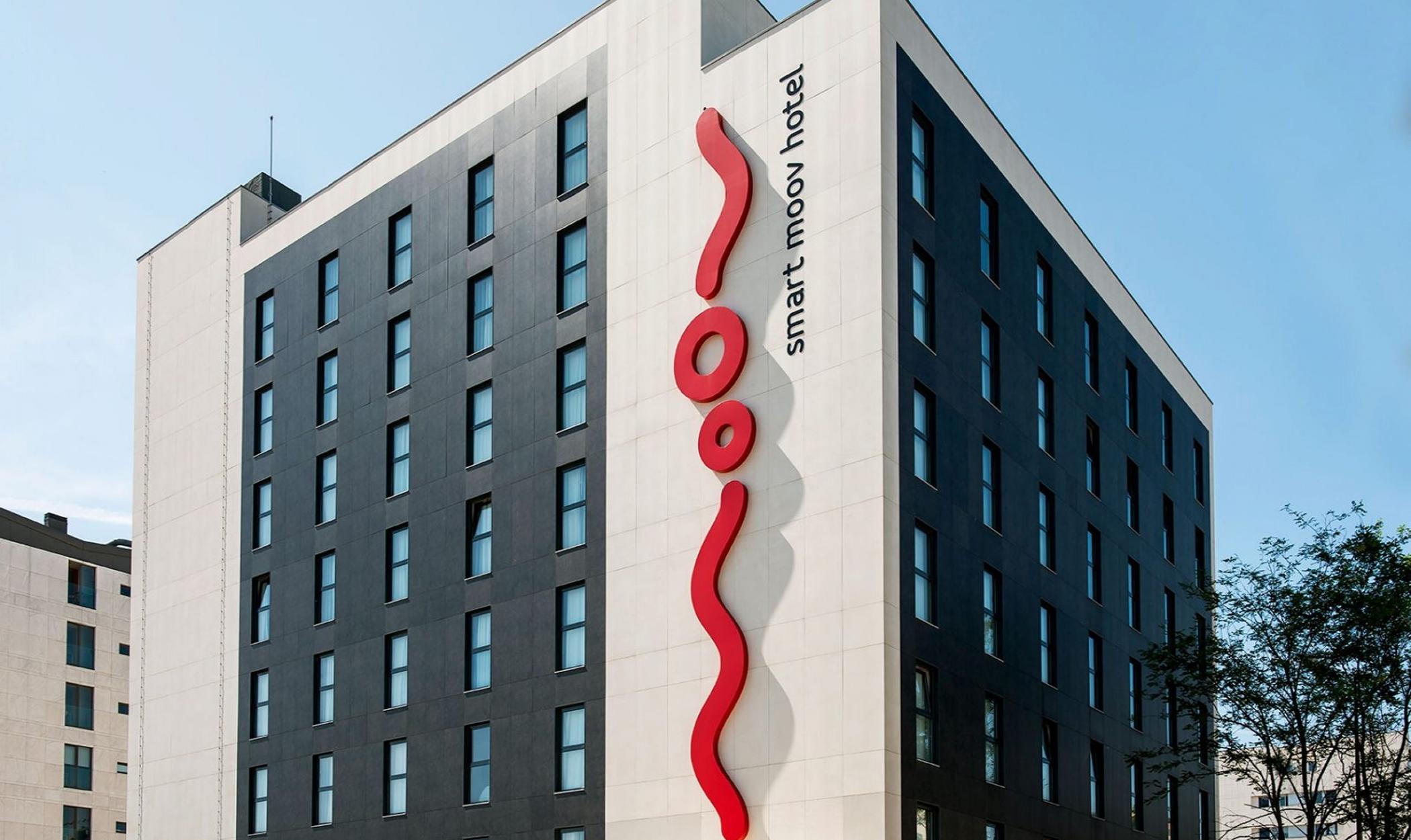 Hotel Moov Porto Nord