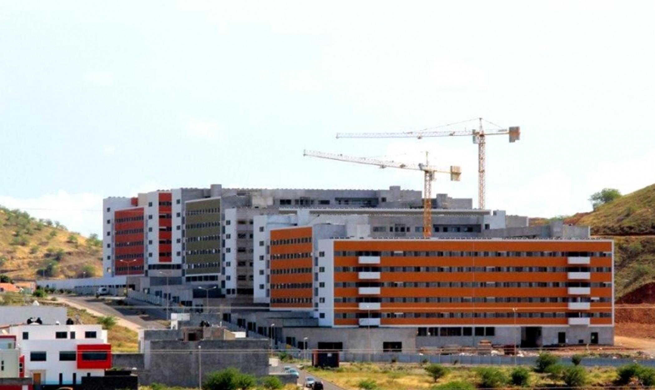 Complexo de 390 habitações de interesse social