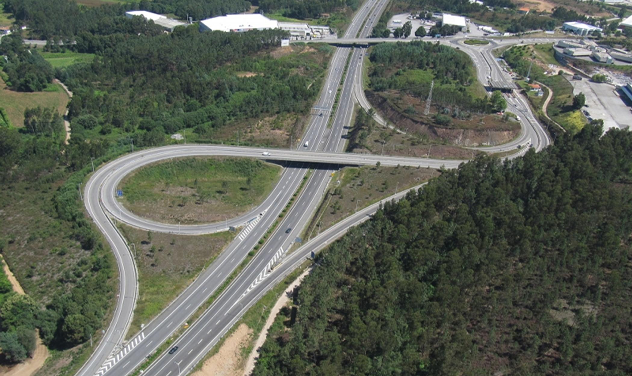 Alargamento e Beneficiação da Auto-Estrada A3, Sub-lanço Águas Santas-Maia