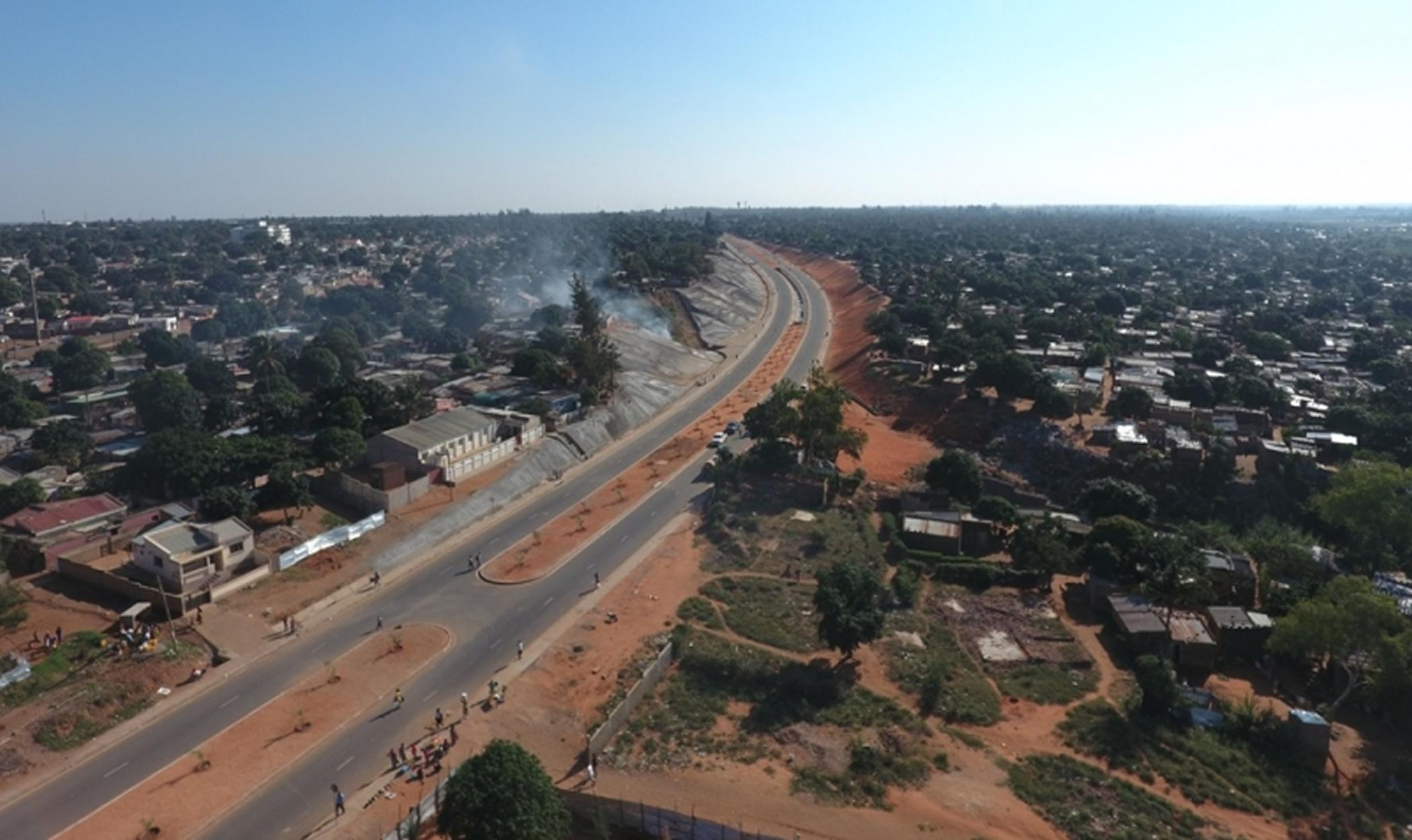 Reabilitação Urbana da Avenida Julius Nyerere