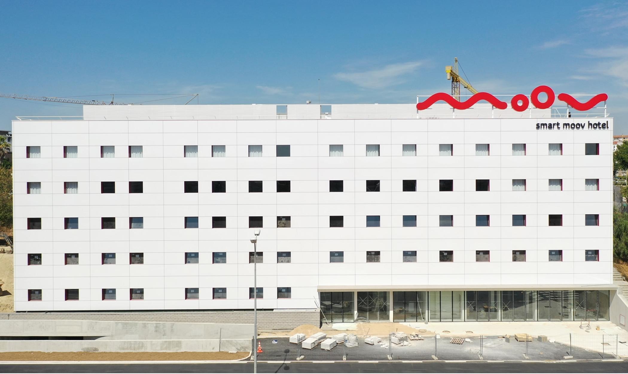 The Moov Hotel em Porto Salvo